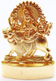 Set of ten small Durga idols for gifting purpose - Devshoppe - 1