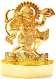 Set of ten small Hanumana idols for gifting purpose - Devshoppe