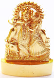 Set of ten small Radha Krishna idols for gifting purpose - Devshoppe