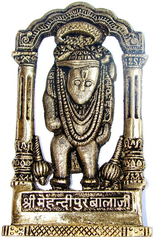 Sri Mehandipur Balaji idol for protection from ghosts - Devshoppe