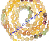 Fluorite mala to facilitate enhanced concentration and better judgements (Premium Quality) - Devshoppe - 2