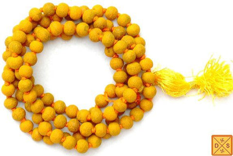 Haldi mala for sucess in court cases and destroying enemy - Devshoppe