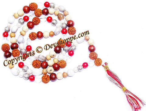 Raksha mala for Protection , Courage and Power - Devshoppe