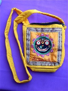 Beautiful bag to keep Religious goods - Devshoppe