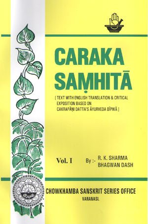 Caraka Samhita (Critical Exposition Based On Cakrapani Datt's Ayurveda Dipika) - Set of 7 Volumes - Devshoppe