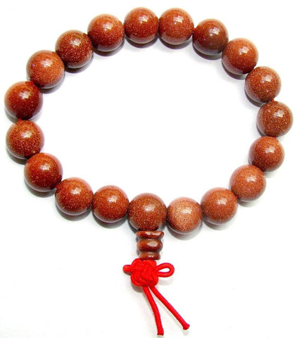 Sunstone Power Bracelet for Good fortune and protection - Devshoppe