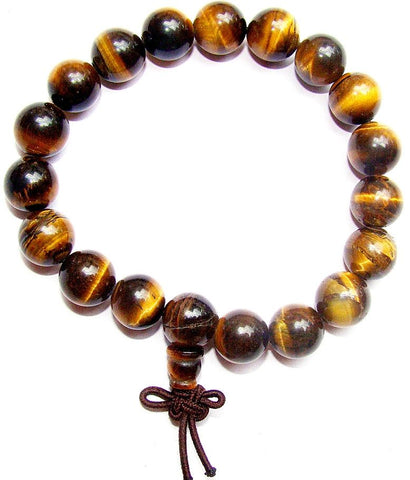 Tiger eye power bracelet for confidence and courage - Devshoppe