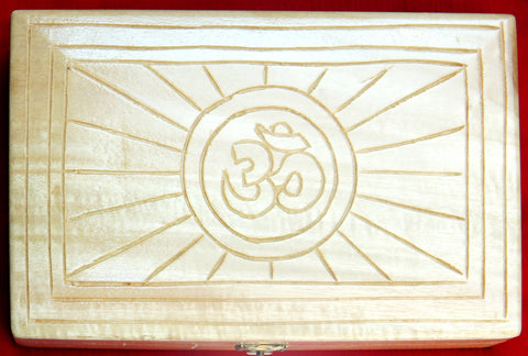 Auspicious Shriparni Cash Box ( Wealth Box ) for Prosperity & Wealth - Devshoppe