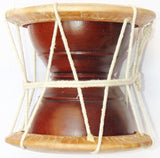Rajasthani folk musical Hand Percussion (Drum) instrument - Deru - Devshoppe - 3