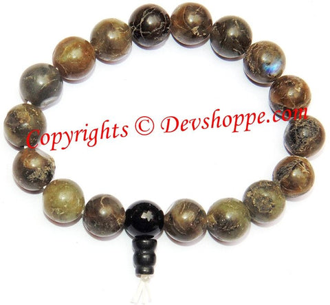 Labradorite Power bracelet ~ High Quality beads - Devshoppe