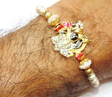 Shrinath ji Raksha Sutra (Rakhi) band for protection and goodluck - Devshoppe