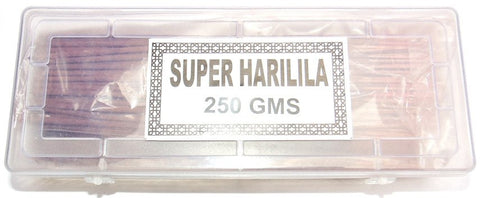Super Hari lila (Hari leela) incense sticks - Temple grade incense made from Bakula tree - Devshoppe