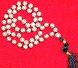 Parad mala 9 mm sized beads in diamond cutting , Superb quality - Devshoppe - 3