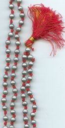 Parad mala of 4 mm sized beads - Devshoppe
