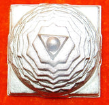 Parad Shree yantra ( Sriyantra ) for wealth and prosperity 2 Kgs - Devshoppe - 1