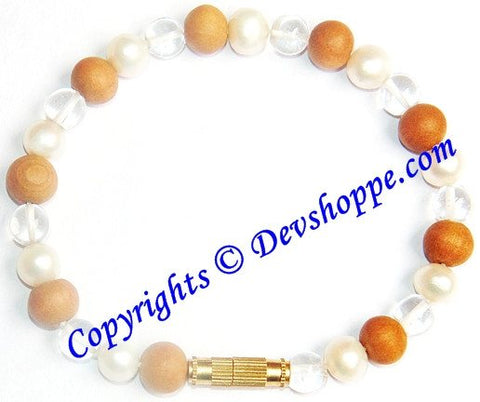 Shanti (Peace) bracelet for peace of mind - Devshoppe