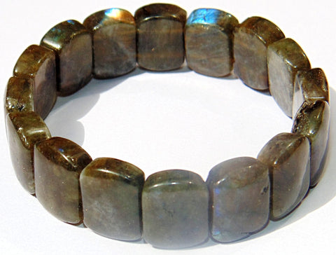 High Qualty Labradorite Bracelet - Devshoppe - 1