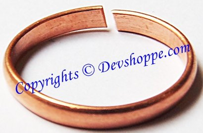 Pure Copper finger Ring - Devshoppe