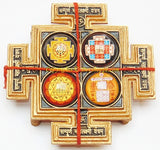 Sampoorna Mahalakshmi Yantra for wealth and prosperity - Devshoppe - 1