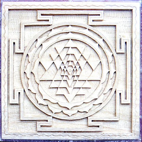 Rare Shriparni Sriyantra for wealth , prosperity and finances - Devshoppe