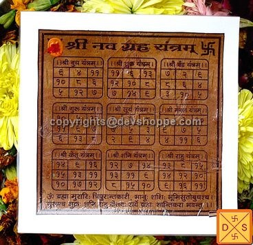 Beej Mantra of all Nine planets (Navagraha) – नौ