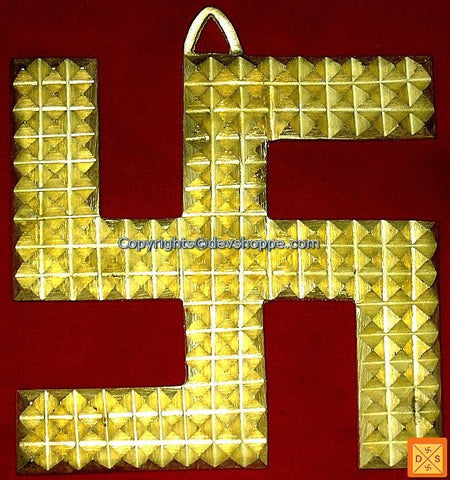 Swastik Pyramid for Positive flow of energy and goodluck - Devshoppe