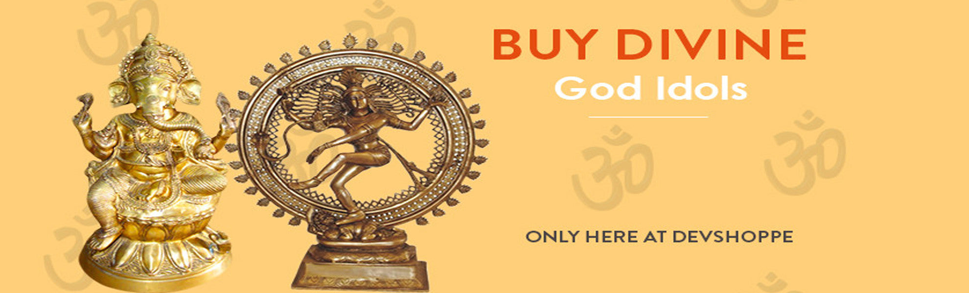Buy Divine god idols at www.devshoppe.com