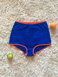 Blueberry High Waist Period Panties