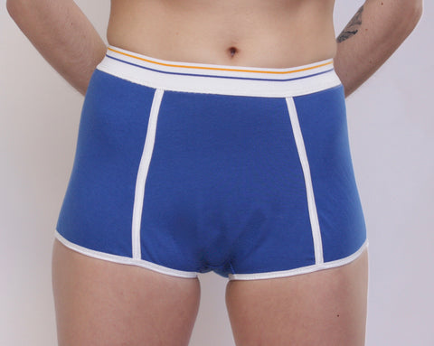 True Blue Briefs