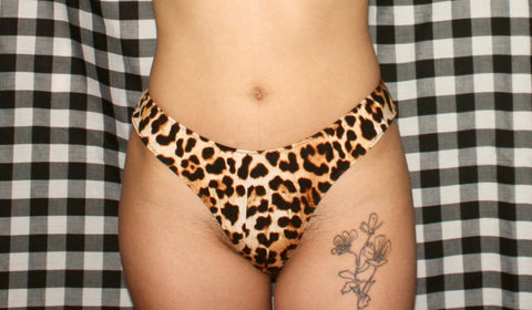 Cheetah Undies