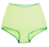 Limey High Waist Period Panties