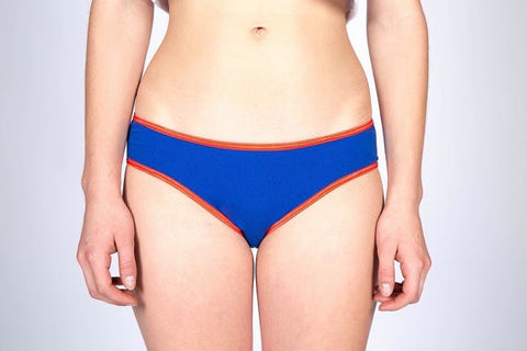 Blueberry Low Rise Period Panties