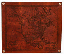 A New Map of North America Showing All New Discoveries 1797