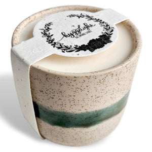 Hyggelight | The Growing Candle - Edith | Growing Candle, 8 oz soy wax, wildflower seed label