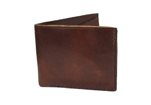 Ellicott Six Pocket Leather Bifold