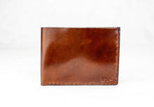 The Capitol: Leather Bifold Wallet