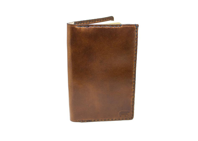 Leather Pocket Journal Notebook