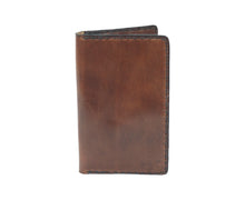 The Lincoln: Tall Leather Pocket Bifold