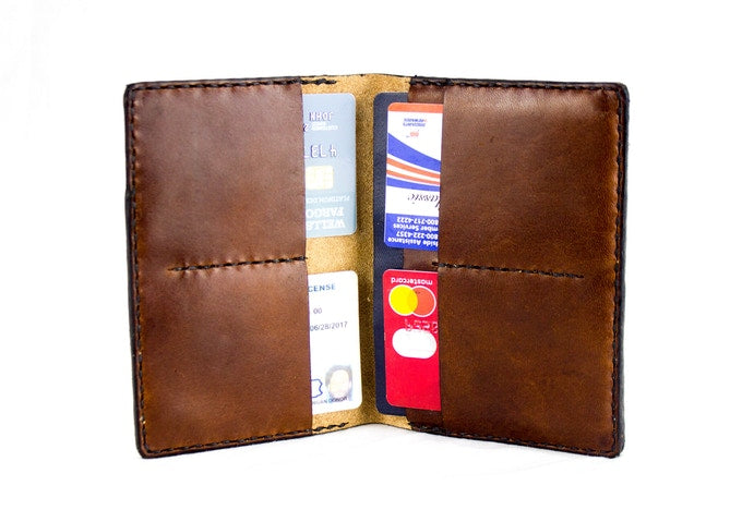 The Diplomat Travel Wallet (One More In Stock)