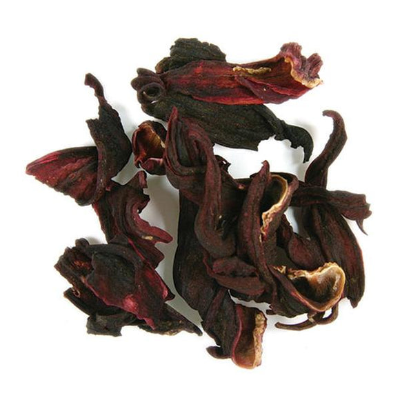 Hibiscus Petals Whole, Organic