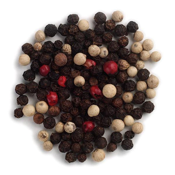 Peppercorns, 3 Pepper Blend, Organic