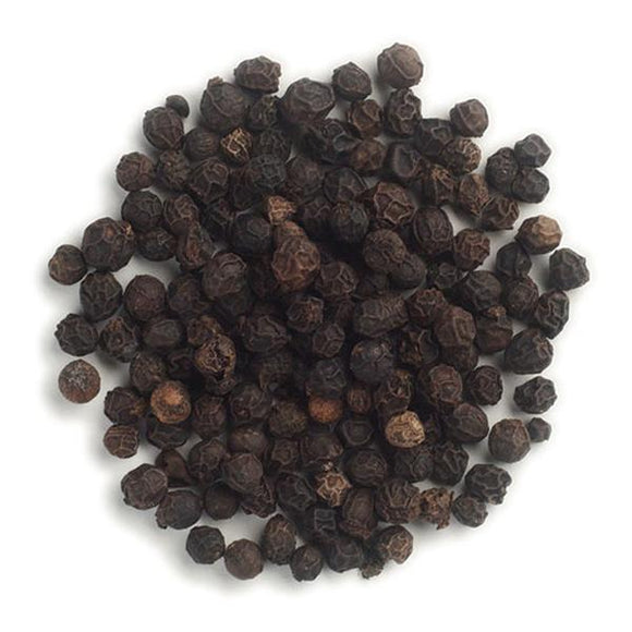 Peppercorns, Black Whole, Organic