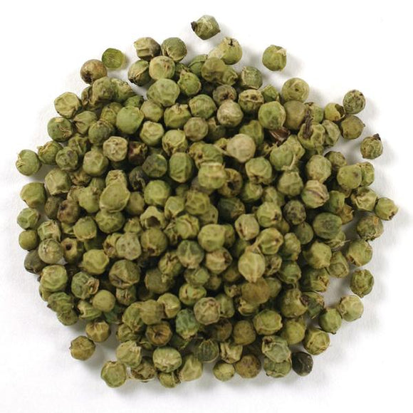 Peppercorns Green, Organic