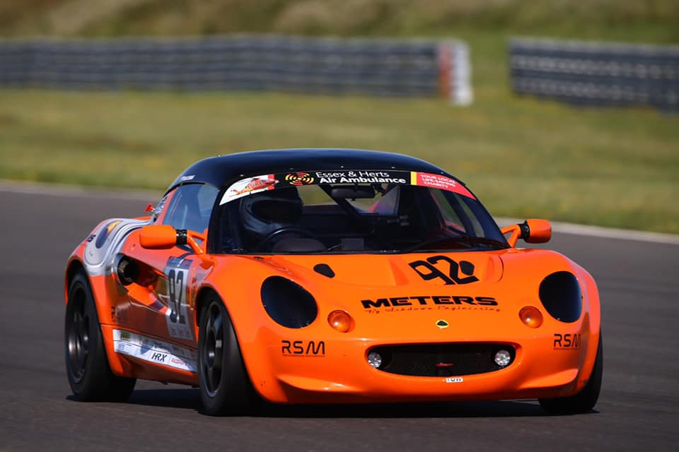 Meters Music S1 Lotus Elise, driven by Craig Denman