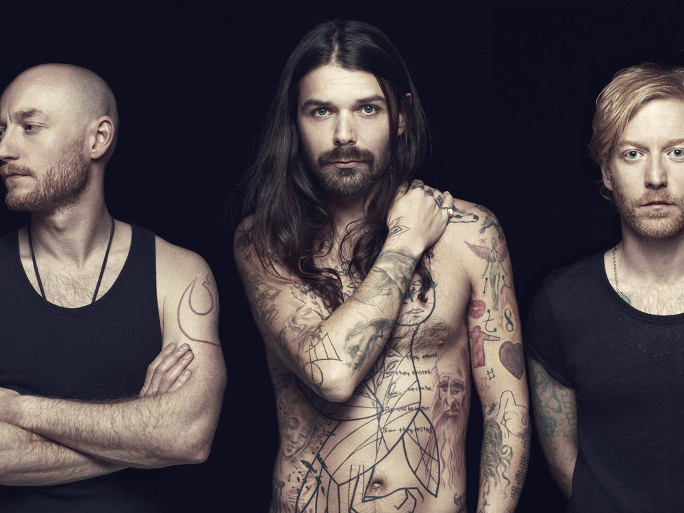 Biffy Pre-Production...