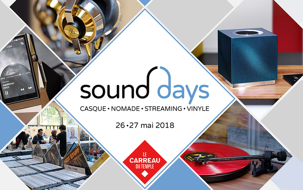 See us at Sound Days