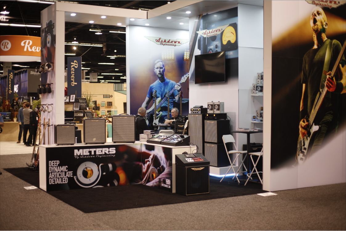 We had a great NAMM Show...