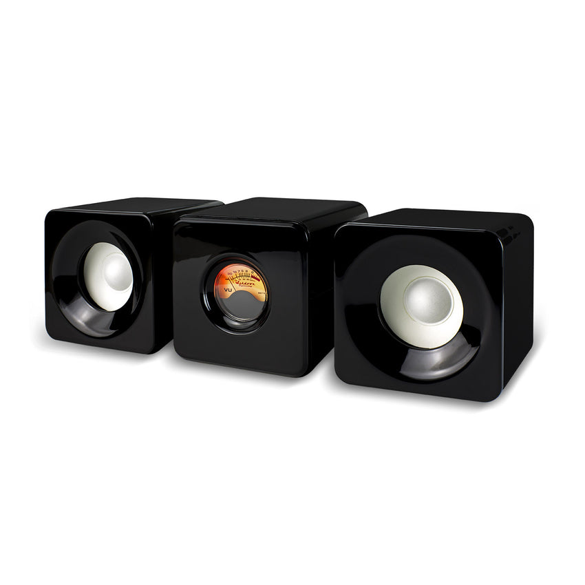 Meters Cubed - Black
