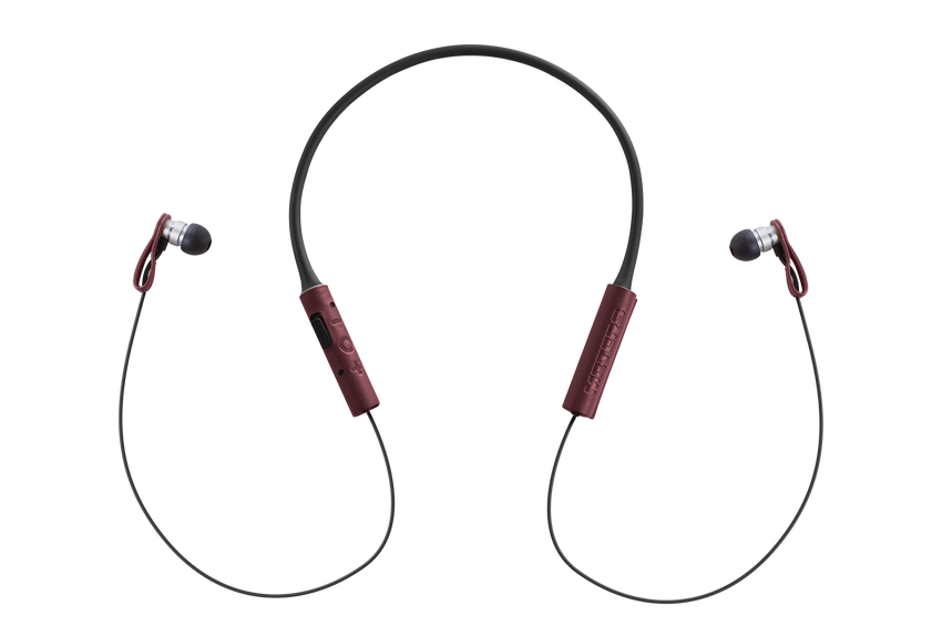 Meters M-Ear-BT Red
