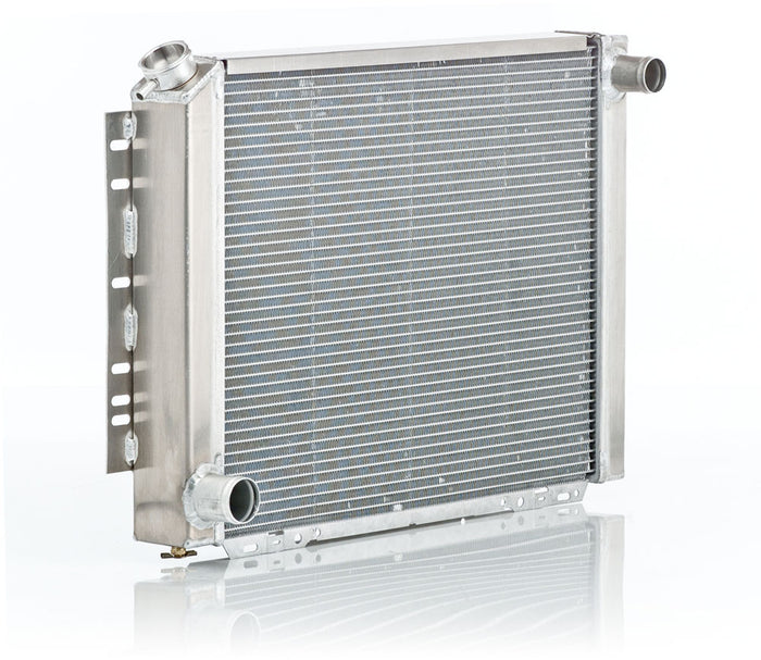 Aluminator Natural Finish Radiator for Mopar w/Std Trans